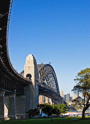 Bradfield Park Sydney 
