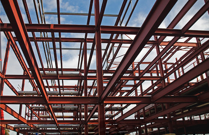 Steel Frame 